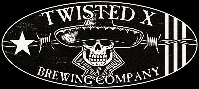 Twisted X Brewing Co Dripping Springs TX Craft Beer