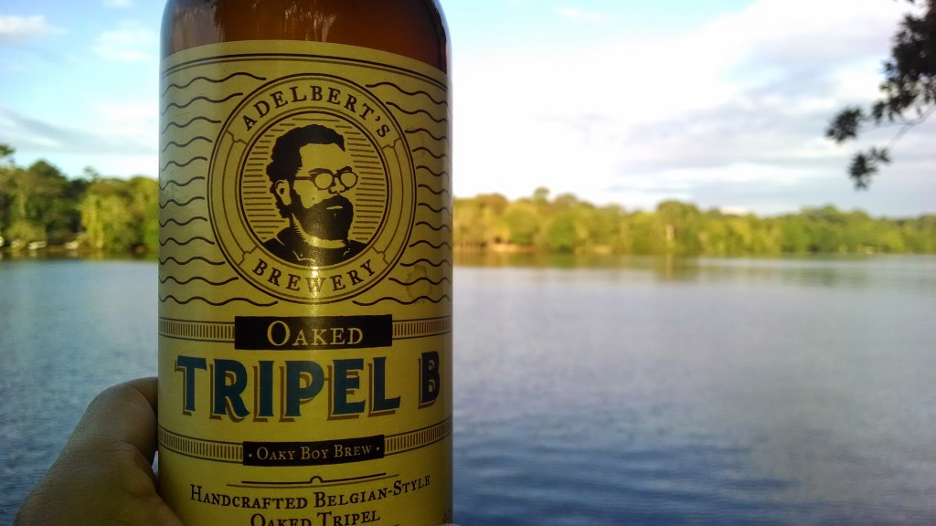 adelberts oaked tripel b costa rica craft beer austin