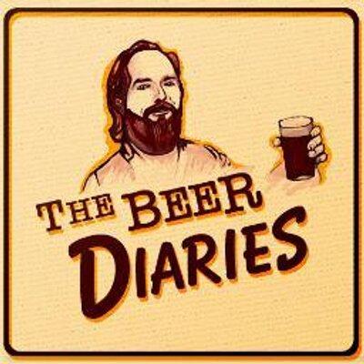 The Beer Diaries Logo Austin Craft Beer