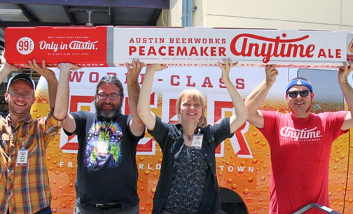 Picture of Austin Beerworks Anytime Ale Peacemaker 99 Pack