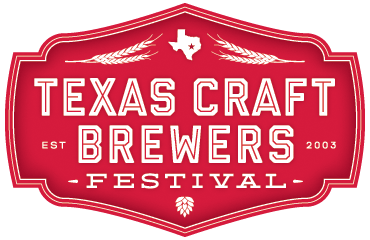 Texas Craft Brewers Festival Logo Craft Beer Austin