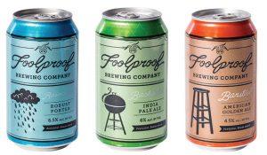 Foolproof beers image