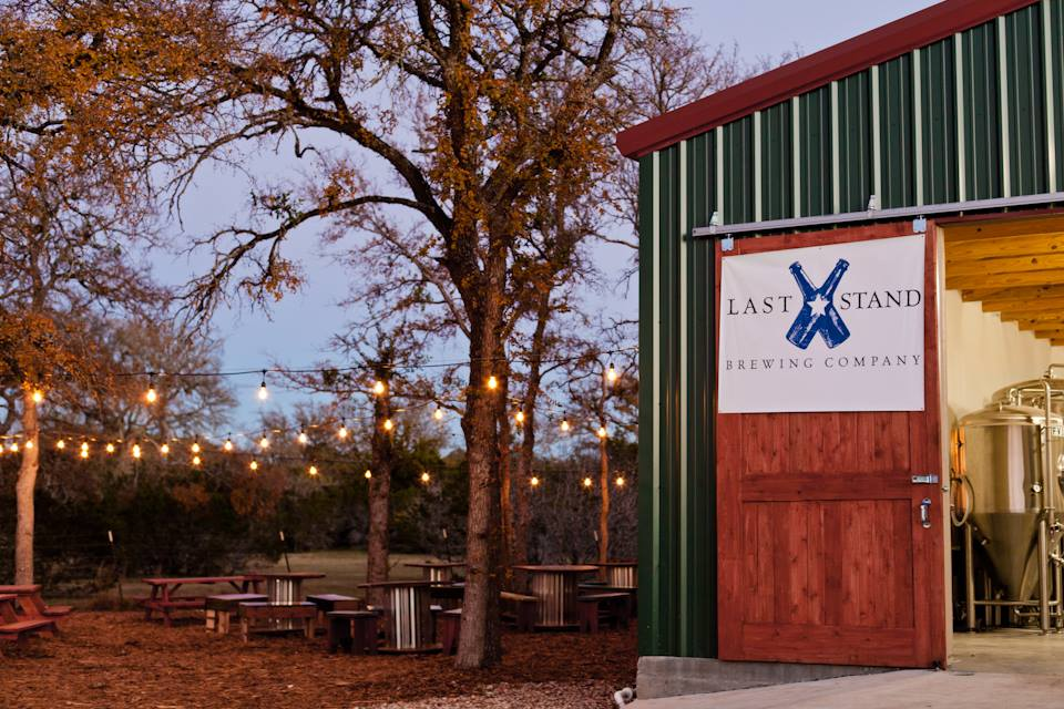 Picture of Last Stand Brewing Company Building Austin Texas