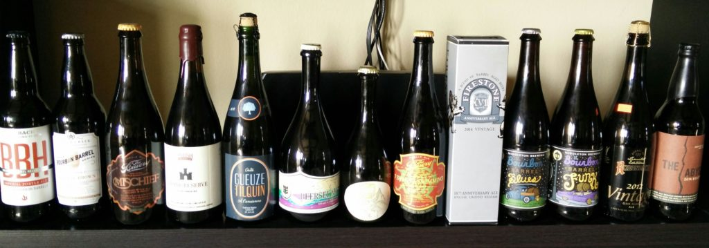 Rare Craft Beer Collection