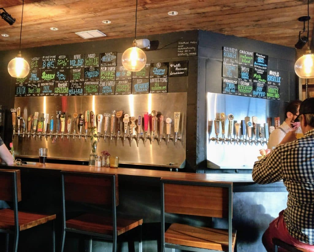 The Beer Plant - A Vegan Gastropub in Austin