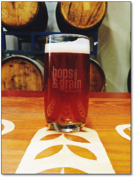 Hops & Grain Releases A Pale Mosaic On Draft