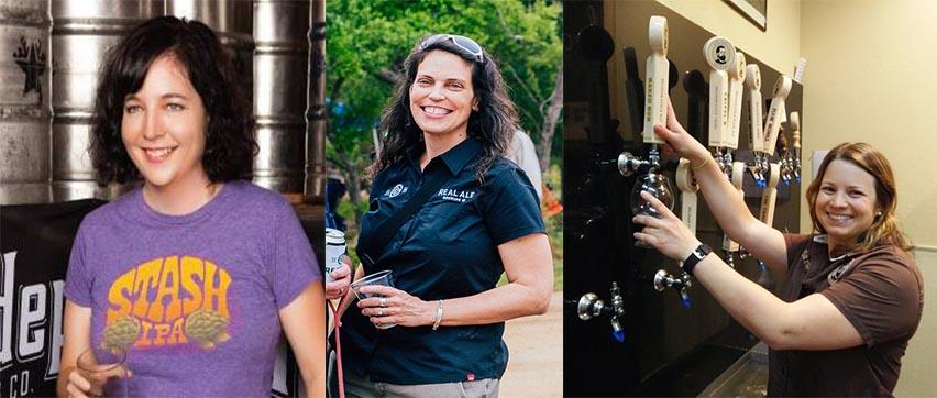 The Women Behind Craft Beer in Austin: Part 1-Amy Gabriel Sarah