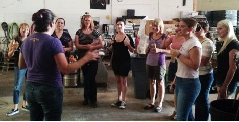 Beer Necessities Visits Independence Brewing Co
