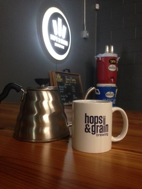 New Happening in the Austin Craft Beer Scene-Hops and Grain Coffee