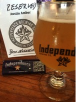 Independence beer
