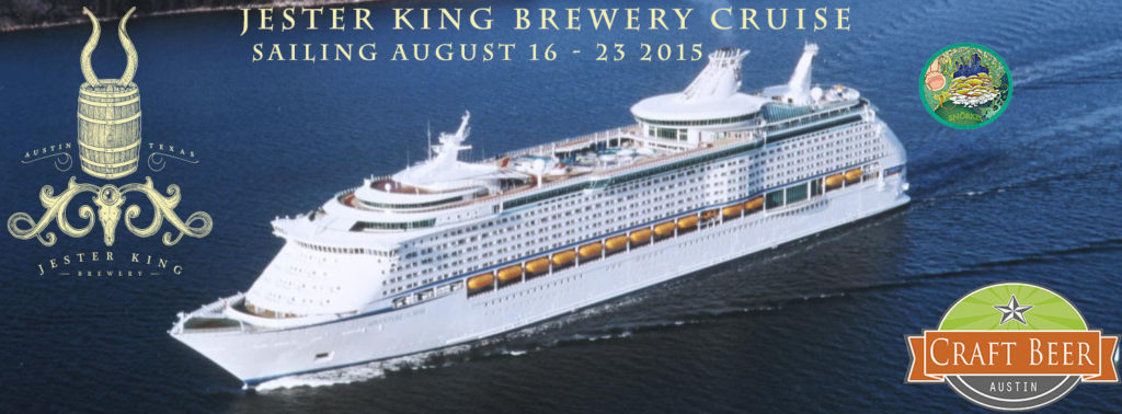 Banner for Jester King Brewery Cruise