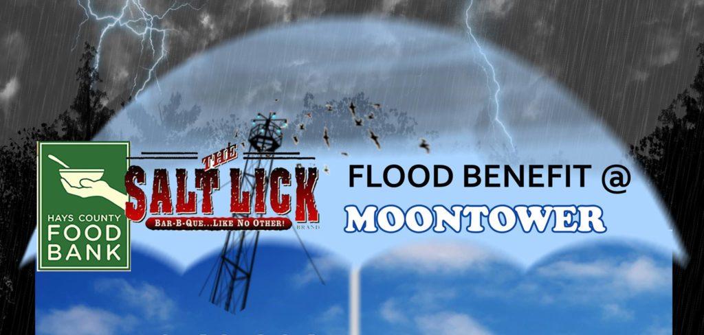 Hays Co Food Bank Flood Benefit