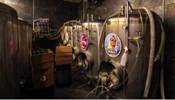Flix Brewhouse Tanks