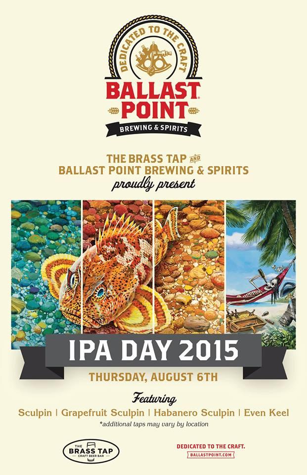 Ballast Point IPA Day