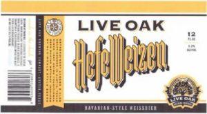 Live Oak - Hefeweizen Ale