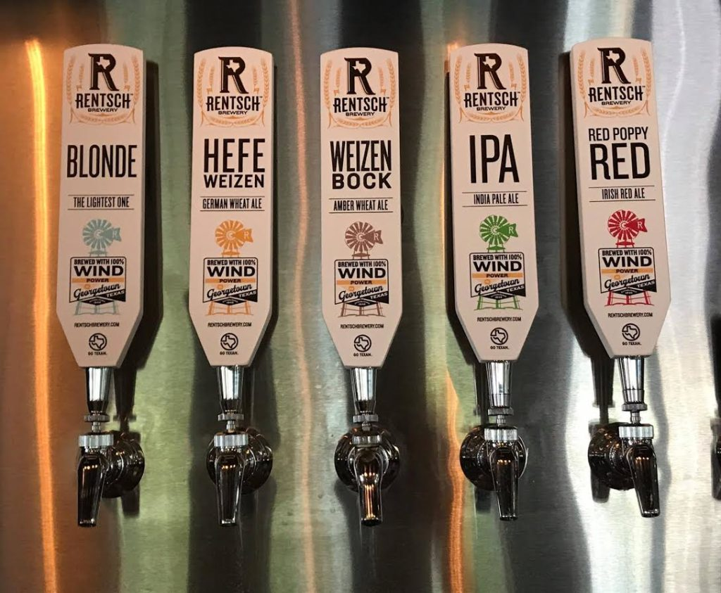 Rentsch Brewery - Texas Craft Brewery Profile