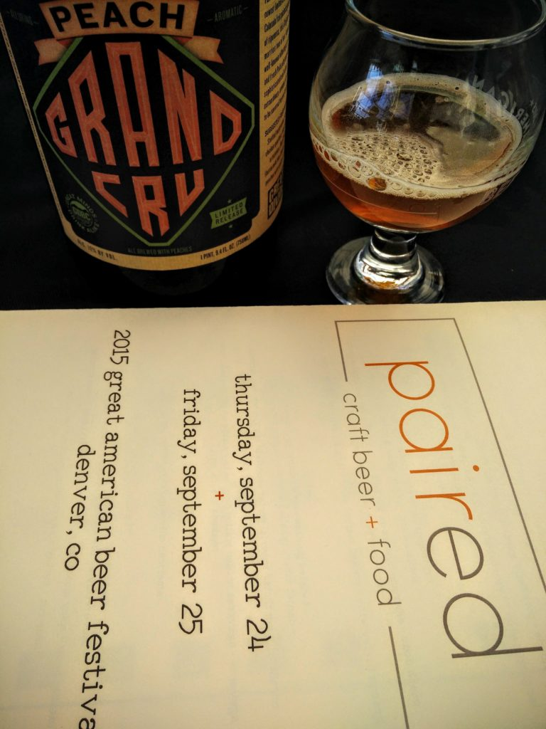GABF Paired Grand Cru
