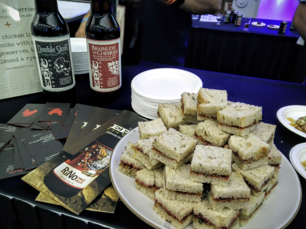 GABF - Paired Craft Beer + Food Event- Epic