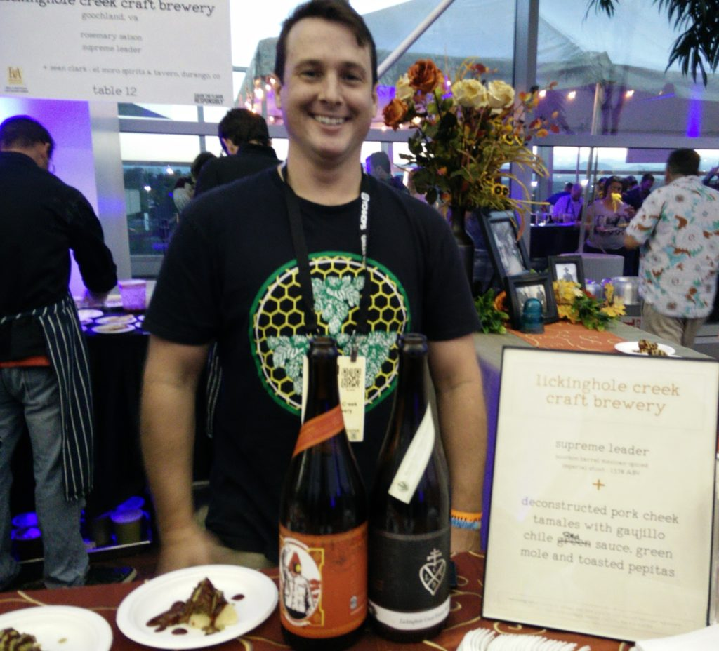 GABF Paired Lickinghole Creek