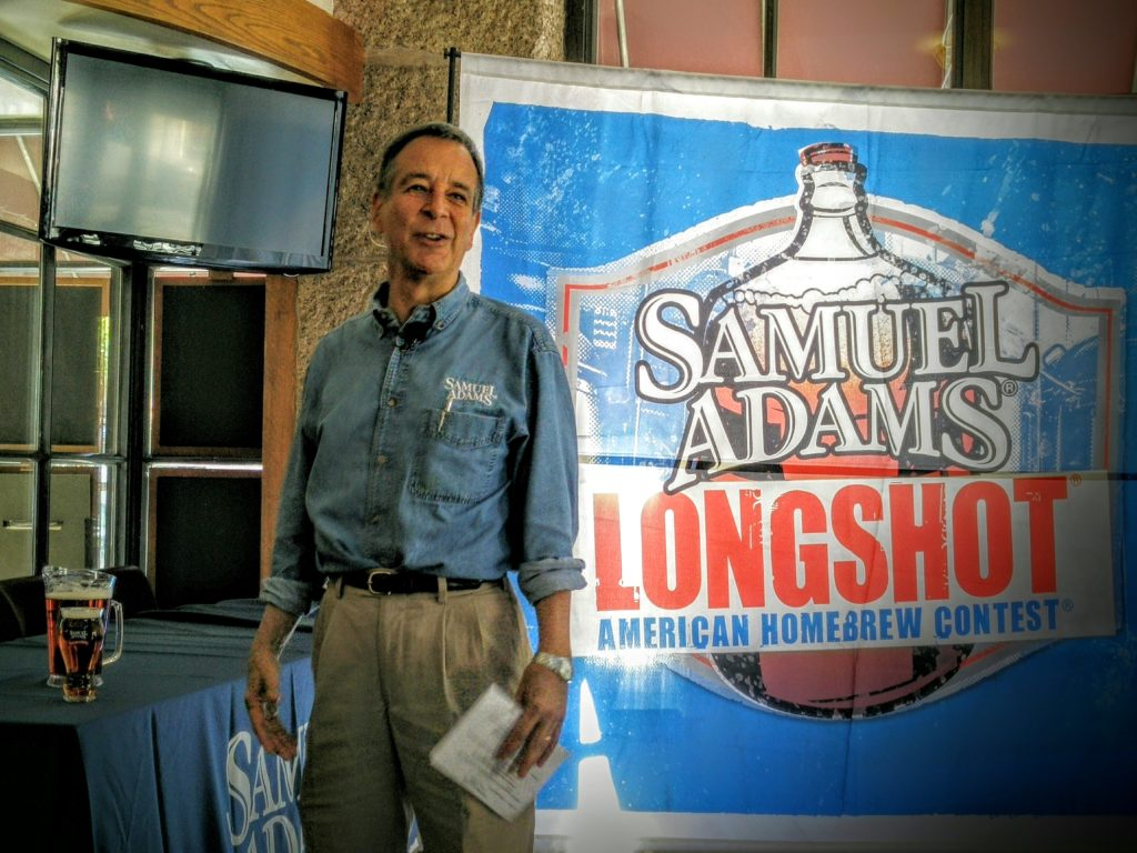 GABF - Sam Adams Beers and Brunch with Jim Koch