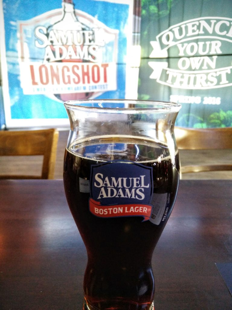 Sam Adams Sour Brown