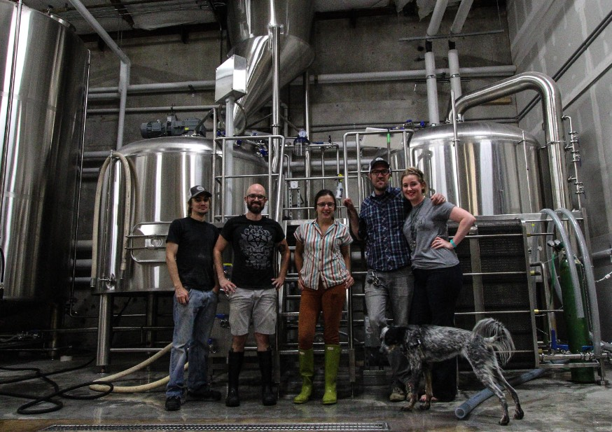 4th Tap Brewing Crew