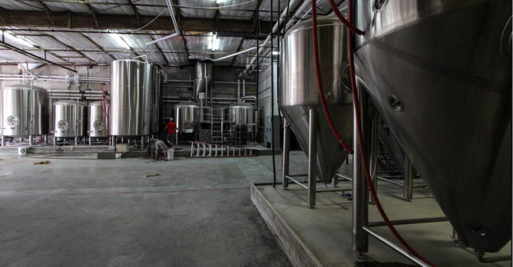 4th tap fermentors
