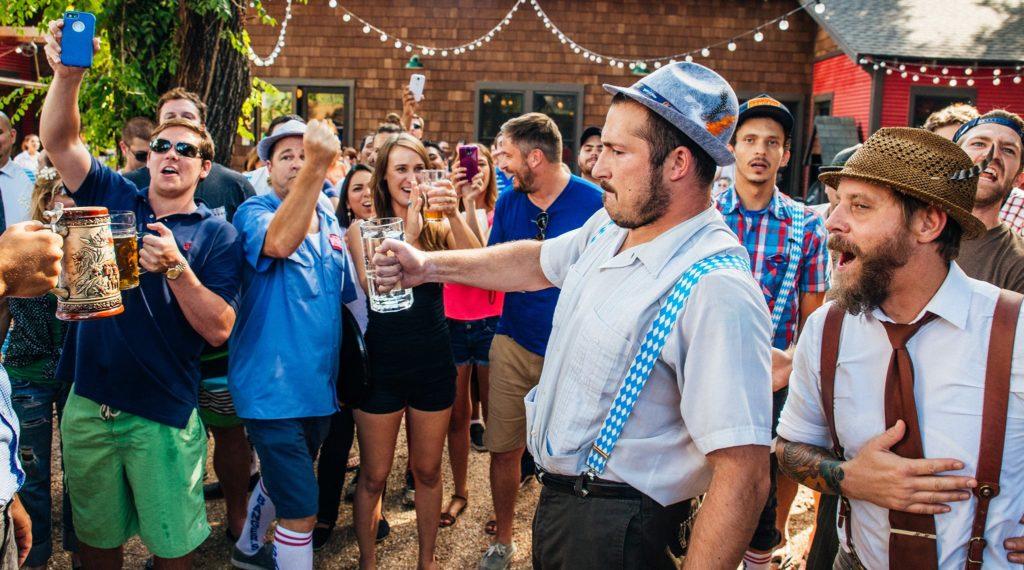 Austin Craft Beer Events for Oct 12 – Oct 18 2015-Bangers Oktoberfest 2015