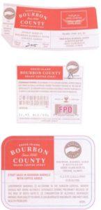 Bourbon County Coffee - Goose Island