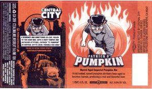 Central City - Patrick O Pumpkin