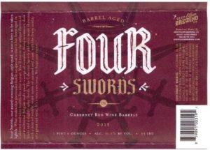 Deep Ellum - BA 4 Swords