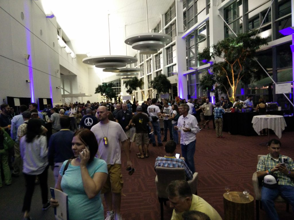 GABF 2015 - Paired - Craft Beer + Food Event