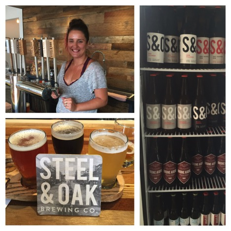 Discovering British Columbia Craft Breweries-Steel & Oak Brewing Co