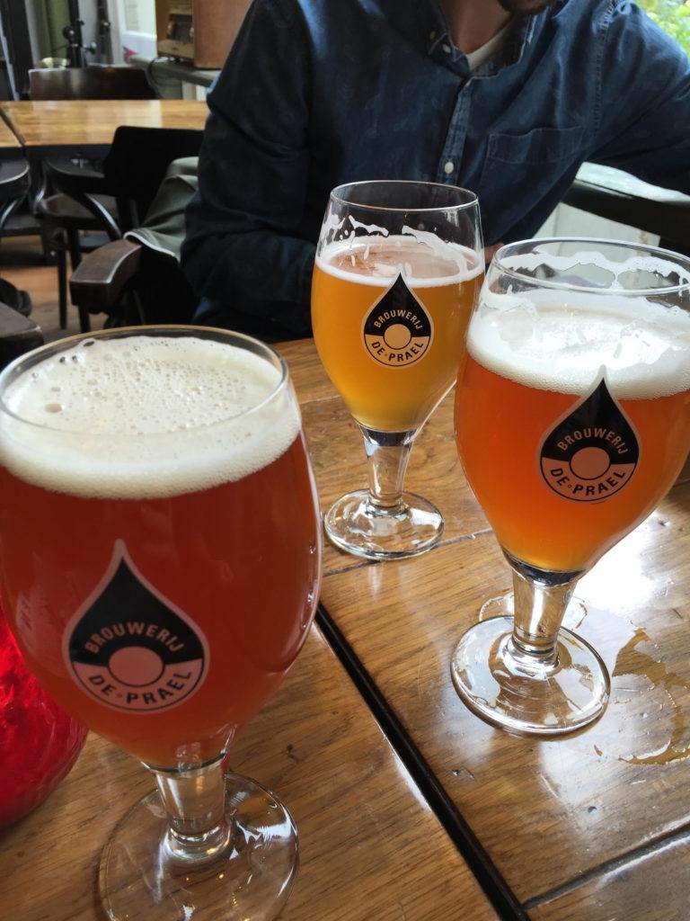 Beer Tripping In Amsterdam-Brouwerij De Prael
