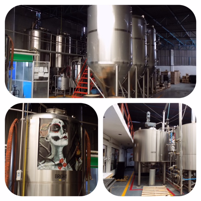 Cervecería Calavera – Mexican Craft Brewery Available in Texas- Fermentors