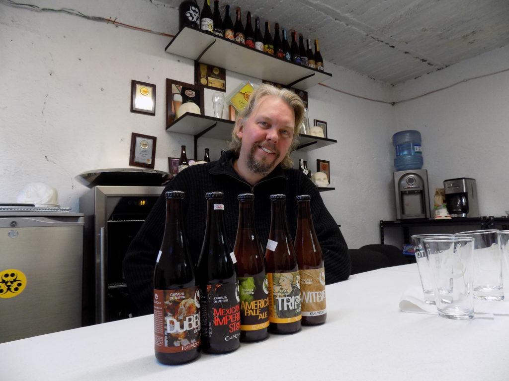 Cervecería Calavera– Mexican Craft Brewery Available in Texas