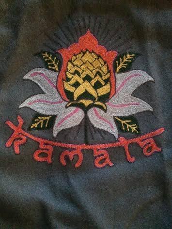 Logo for Kamala Gardens Brewery - Austin Texas