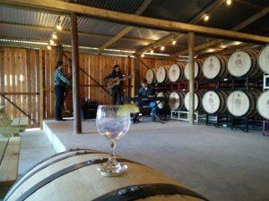 Treaty Oak Distilling and Brewing Inside