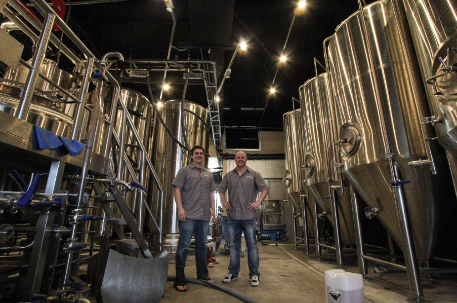 Whitestone Brewery Owners