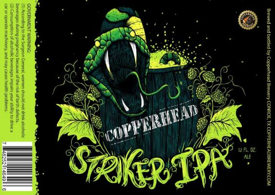 copperhead stricker ipa