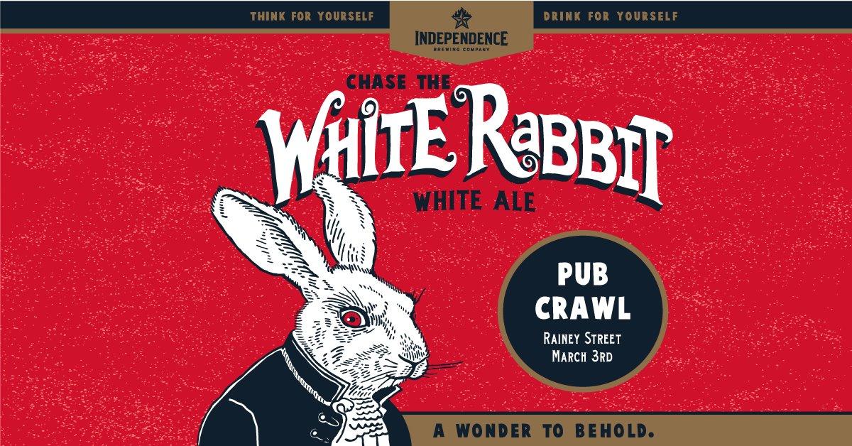 Independence White Rabbit Pub Crawl