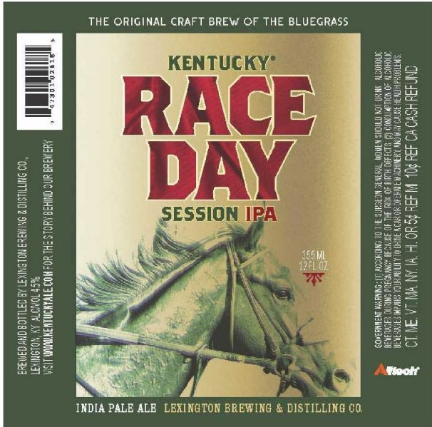 alltechs race day session ipa TABC Label and Brewery Approvals February 26 2016