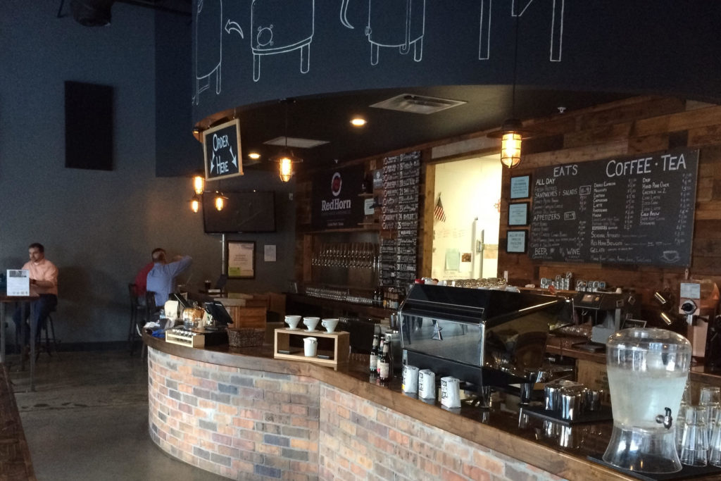 Red Horn Coffee and Brewing Co