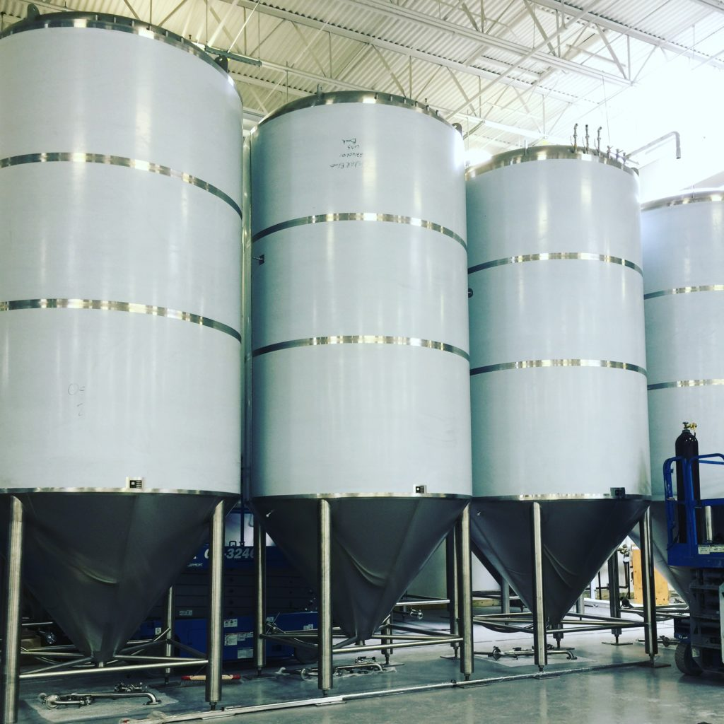 Oskar Blues Fermenters