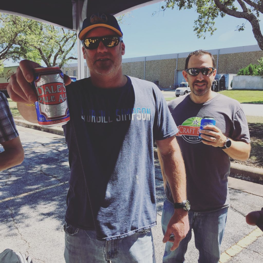 Oskar Blues Founder Dale Katechis