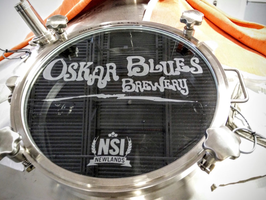 Oskar Blues Austin Brewhouse