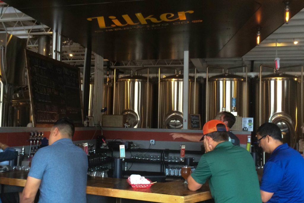 Zilker Brewing Fermentors Zilker Brewing Company Austin Texas Craft Brewery Profile