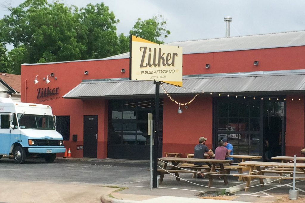 Zilker Brewing Outside Zilker Brewing Company Austin Texas Craft Brewery Profile