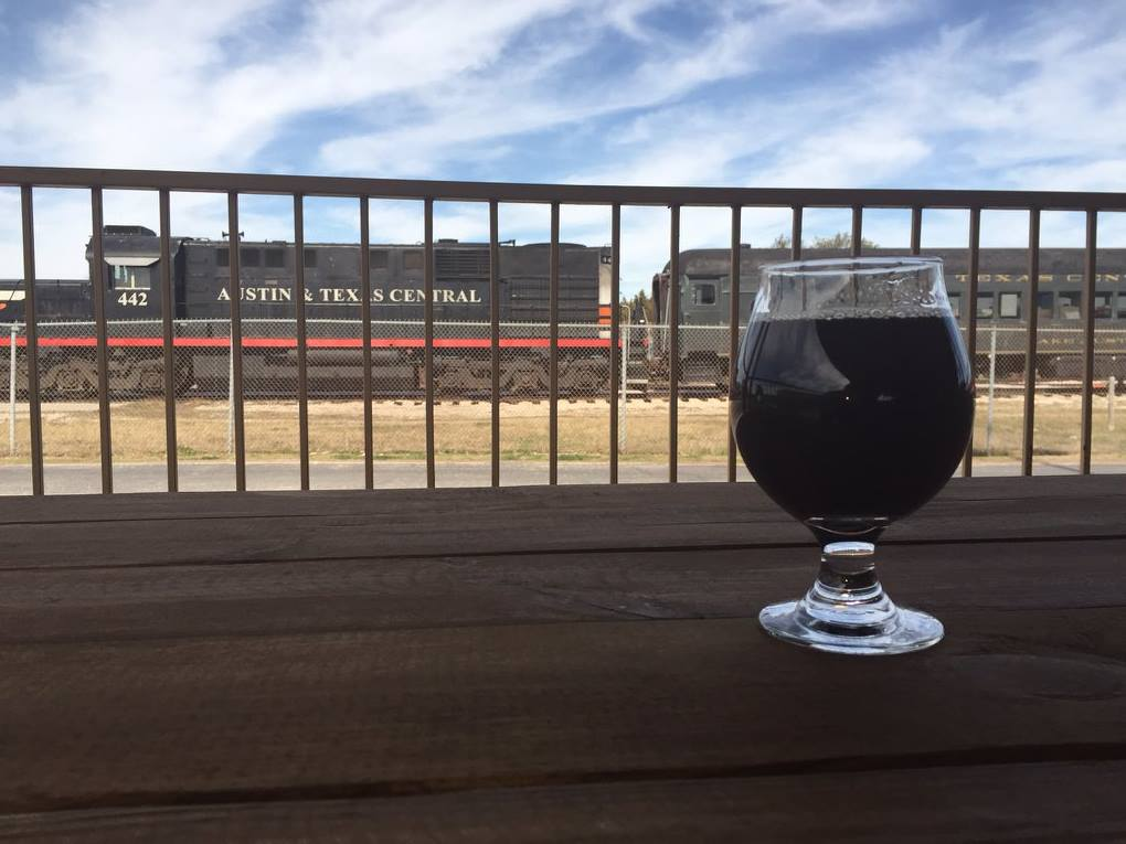 Upcoming Austin Steam Train Craft Beer Events 2017