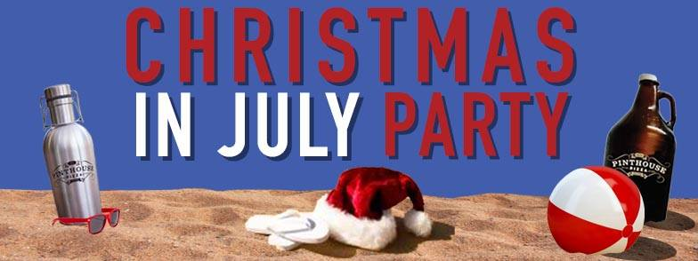 PHP Christmas in July Austin Craft Beer Events July 11th - 17th 2016
